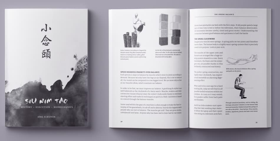 Wing Chun Illustrated bewertet das Buch Siu Nim Tao